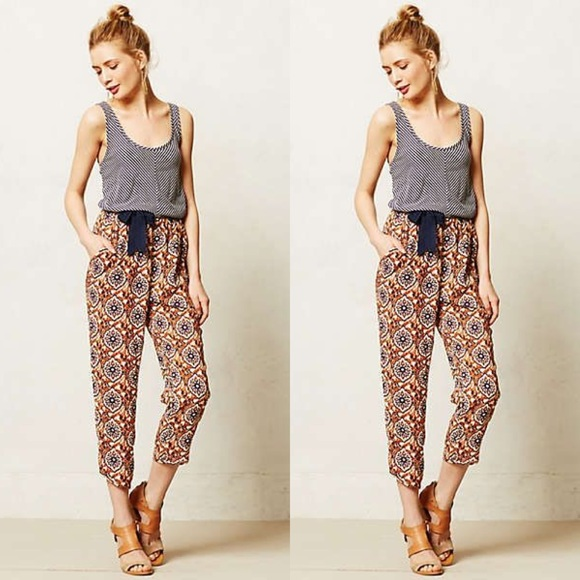 7085dff3e467 Anthropologie Pants - Anthropologie Lilka Thebe Jumpsuit